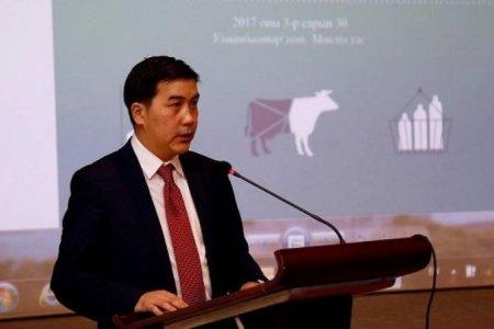 Т.Гантогтох: Нэмүү өртөг шингэсэн махан бүтээгдэхүүний экспорт тав дахин нэмэгдсэн