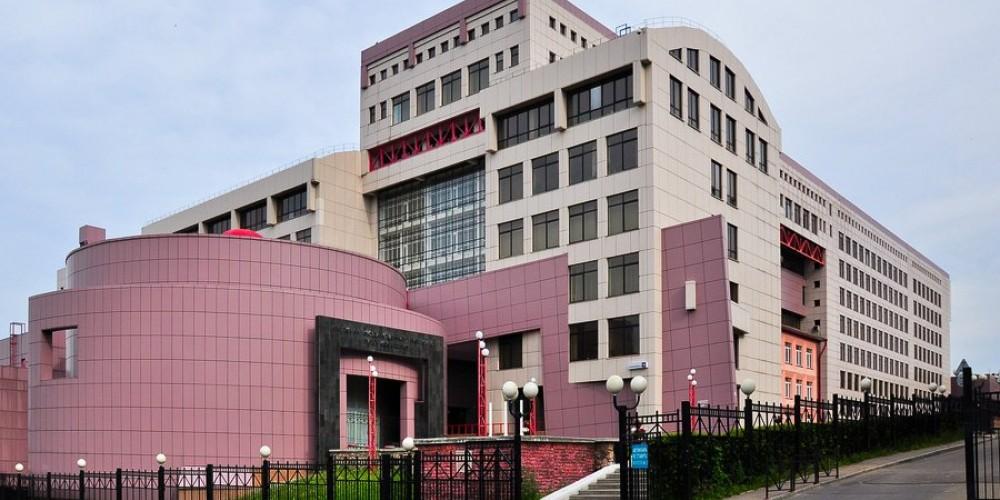 Иркутский государственный университет путей сообщения (ИрГУПС)