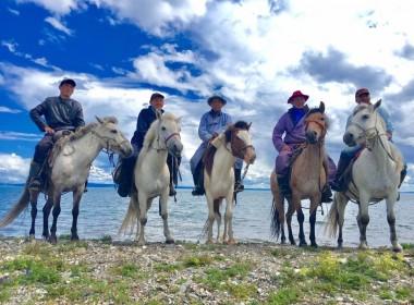 Khovsgol Horse Trek