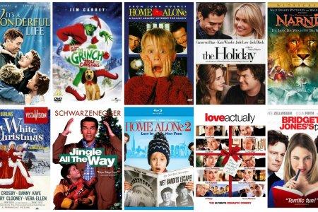 Шинэ жилийн уур амьсгал оруулдаг кинонууд