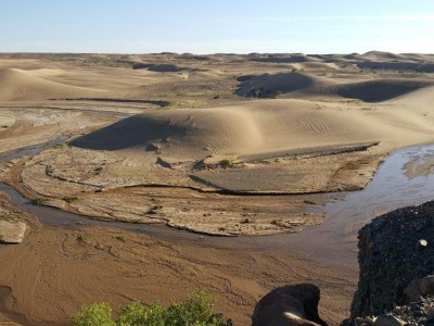 Khermen tsav (Dinosaur Lands) in South Gobi desert - Nomads' culture tour - 11 days