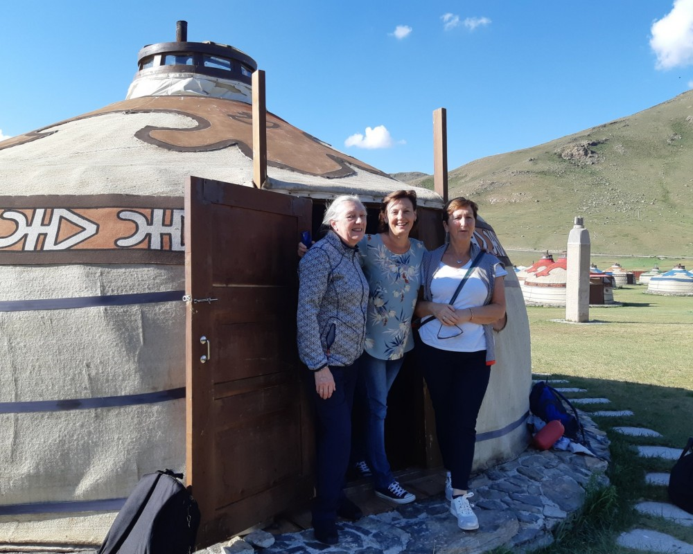 WONDERS OF MONGOLIA MAY GROUP TOUR