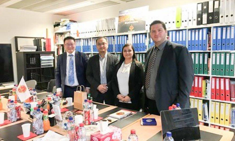 Хамтын ажиллагааны хүрээнд Мандах Их Сургуулийн төлөөлөл Швейцарийн Эдийн засаг, технологийн их сургуульд зочиллоо