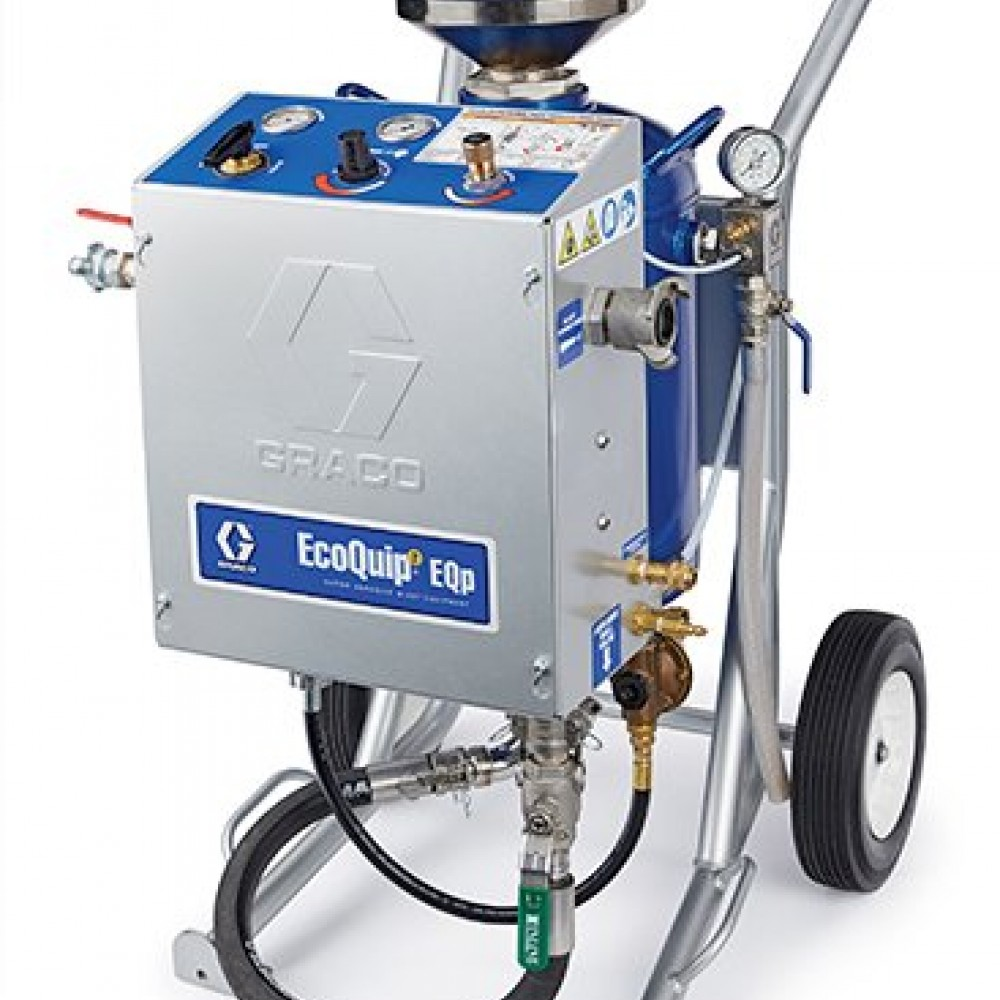 EcoQuip 2 EQp ATEX System - Өндөр даралтат зэв арилгагч төхөөрөмж