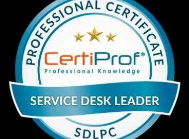 Service Desk Leader Professional Certificate