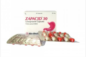 ZAPACID 30, 30 капсул