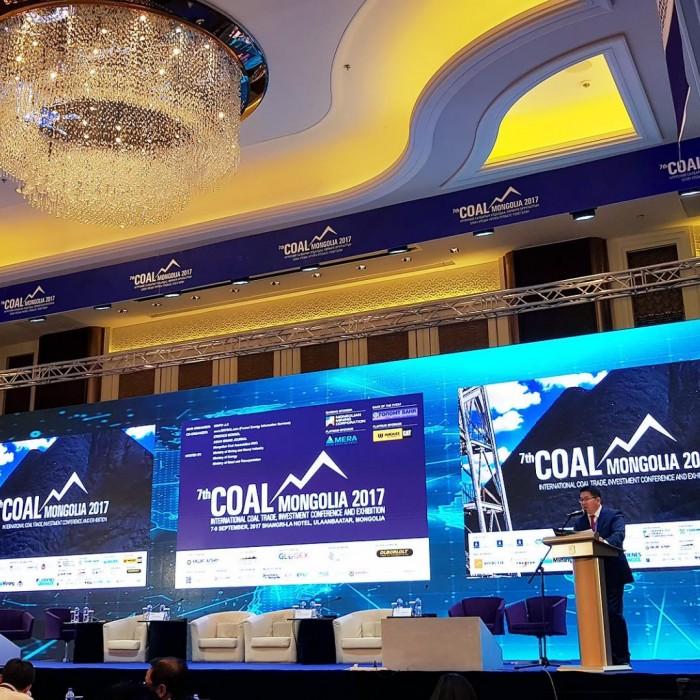 Coal Mongolia 2017