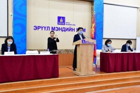 Д.Нарангэрэл: Гадаадад байгаа Монголын 5 иргэн эмчлүүлж байна