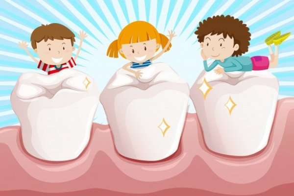 Хүүхдийн сүүн шүдний ломбо