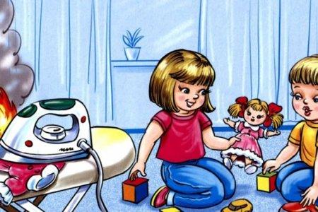Бага насны хүүхдээ болзошгүй эрсдэлээс урьдчилан сэргийлээрэй