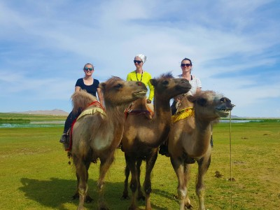 MINI GOBI AND STEPPES - HORSE RIDING TOUR