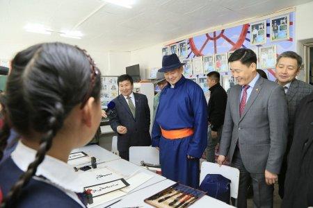 Хэнтий аймгийн Жаргалтхаан суманд сургууль шинээр барина