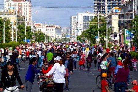 Монгол Улсын хүн ам 3.296.866 болжээ