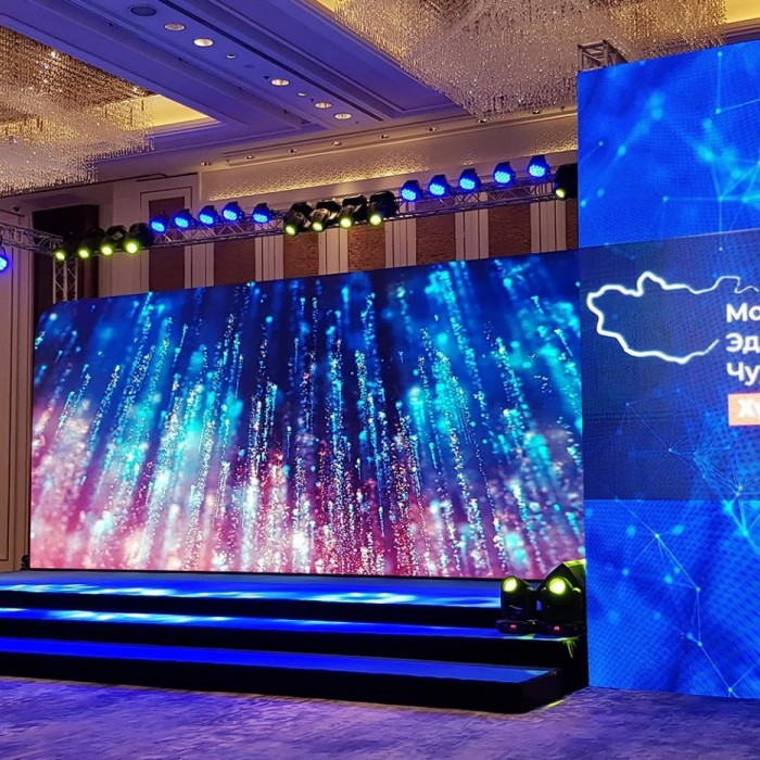 Монголын Эдийн Засгийн Чуулга 2018