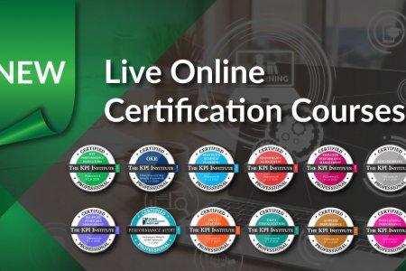 KPI Institute-ийн сертификаттай сургалтууд онлайн боллоо