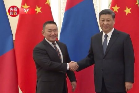 Ши Жиньпин: Эрхэм Ерөнхийлөгч Та тахал үүссэний дараа манай оронд айлчилж буй анхны төрийн тэргүүн