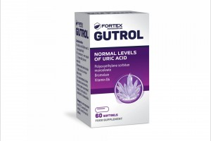 GUTROL, 60 SOFTGELS