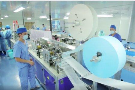 Эмнэлгийн нэг удаагийн үйлдвэр ашиглалтанд орлоо