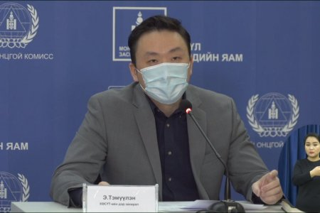 ЭМЯ: Хоногт 160 тохиолдол батлагдсаны 19 хүний халдварын эх уурхай тодорхойгүй байна