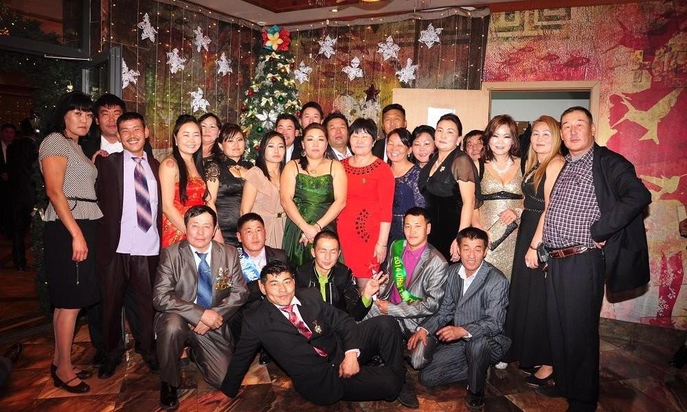 Шинэ жил 2014