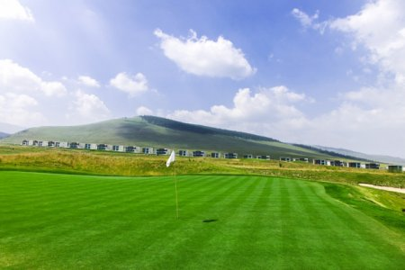 Golf Courses in Mongolia