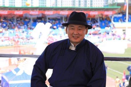 Монгол Улсын Ерөнхий сайд, Монгол Ардын намын дарга Ухнаагийн Хүрэлсүхээс үндэсний их баяр наадмыг тохиолдуулан илгээсэн мэндчилгээ