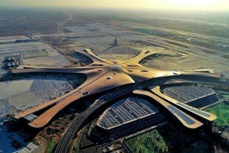 Дэлхийн хамгийн том олон улсын нисэх буудал үүдээ нээлээ