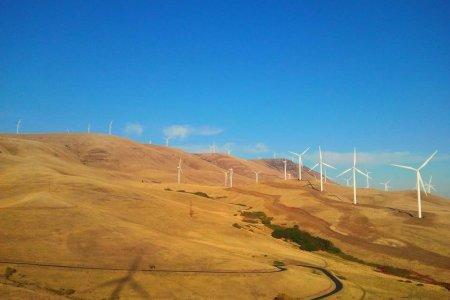 Цэций 50 мегаваттын салхин цахилгаан станцийг барьж байгуулах төслийн ачааны тээвэр