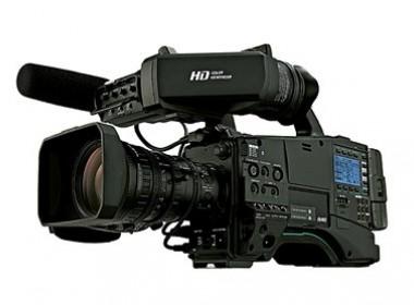 Panasonic full HD PAN AJHPX800G camera