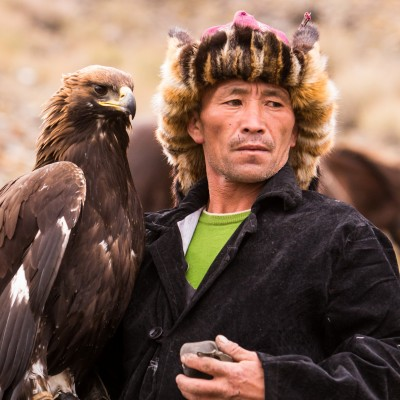 TOUR KEY: Wings over the West Mongolia-2