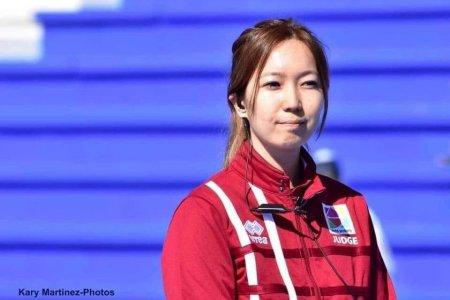 """САЙН МЭДЭЭ: Э.Саруул """"Токио-2020"""" олимпийн наадмын шүүгчээр сонгогдлоо"""