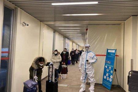 Улаанбаатар-Сөүл чиглэлийн тусгай үүргийн онгоцоор 164 иргэн ирлээ
