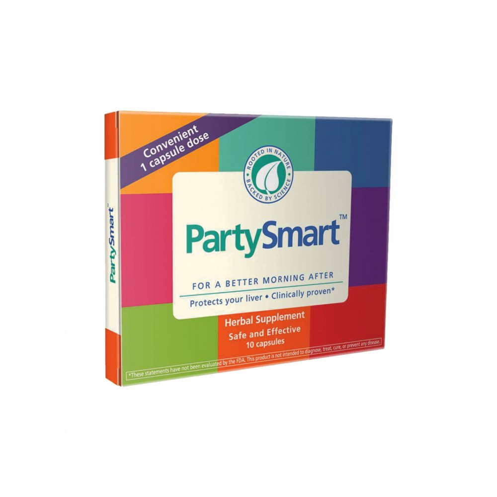 PARTY SMART, 25 Капсул