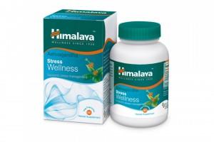 ASHVAGANDHA stress wellness