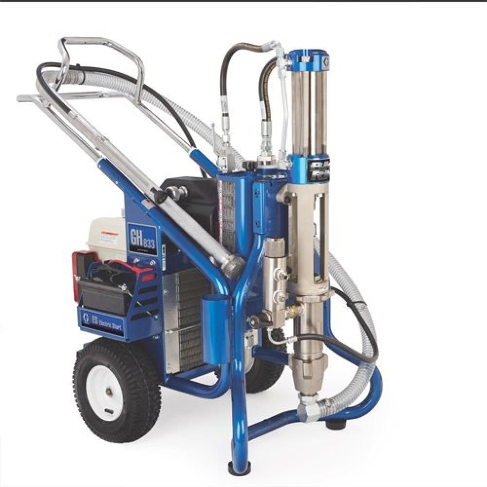 16V258 - GH 833ES Big Rig Petrol Hydraulic Sprayer, Bare шүршигч төхөөрөмж