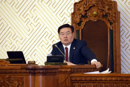 Улсын Их Хурлын дарга Г.Занданшатар хууль, шүүхийн байгууллагын удирдлагуудад албан бичиг илгээлээ