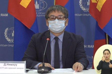 Д.Нямхүү: ОХУ-ын ачаа тээврийн жолоочоос коронавирусийн халдвар илэрлээ