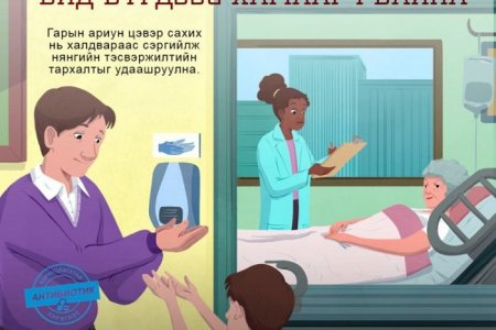 НЭМҮТ: Бяцхан охиныг өвчлүүлсэн халдварын үүсгэгч нь юу байв?