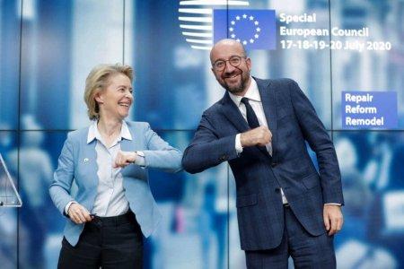 Европын холбоо эдийн засгаа аврах түүхэн хэлэлцээрт хүрлээ