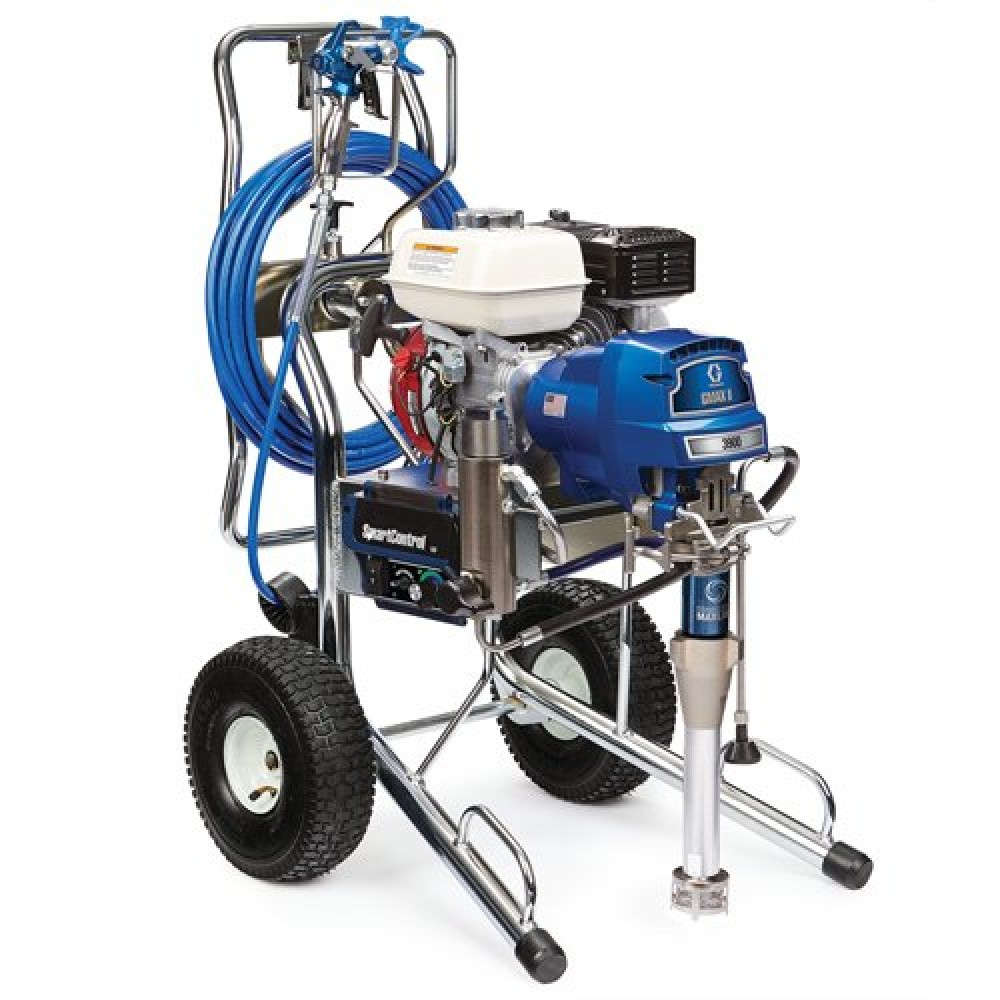 17E828 - GMAX II 3900 ProContractor Series Petrol Airless Sprayer будаг шүршигч