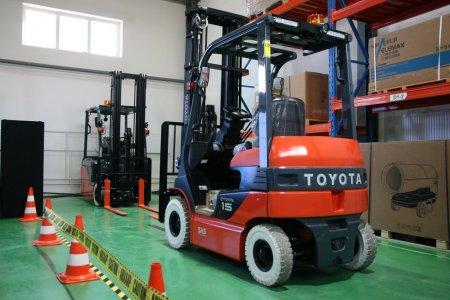 """""""Юнитра"""" ХХК, Toyota Industries корпорацитай хамтран агуулахын тоног төхөөрөмж танилцуулах семинар зохион байгууллаа"""