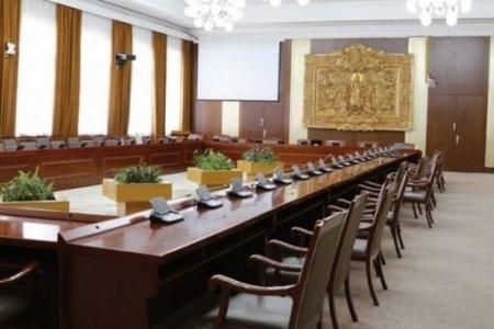 ТББХ: Монгол Улсын Ерөнхийлөгчийн сонгуулийн тухай хуулийн төслийг хэлэлцэнэ