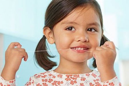 Сүүн шүдний завсрын цоорол ба шүдний утас