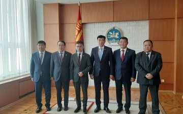 Members of the General Election Commision have been sworn in
