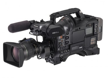 Panasonic full HD PAN AJHPX3100G camera