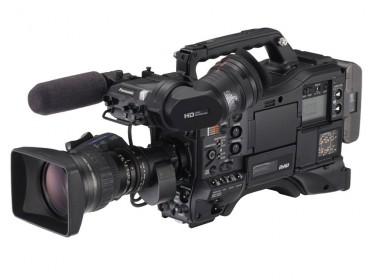 Panasonic full HD PAN AJHPX3100G camera