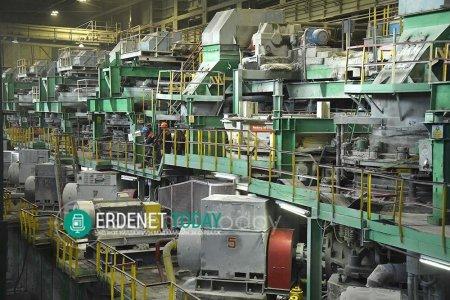 """""""Эрдэнэт үйлдвэр"""" ТӨҮГ-ын техник, технологийн шинэчлэлийн хүрээнд өндөр бүтээмжтэй бутлуур суурилуулна"""