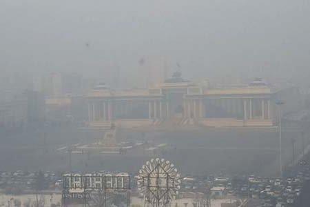 Улаанбаатар: PM 2.5 тоосонцор жилийн өмнөхөөс 10.3 хувиар их байна