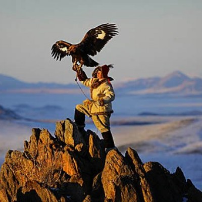 Western Mongolian tour via South Gobi