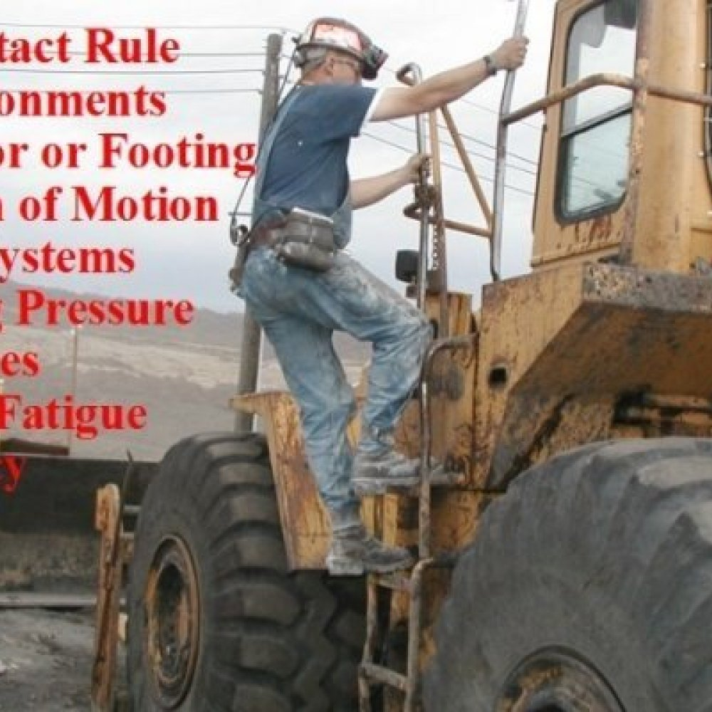 Mounting and Dismounting Machinery